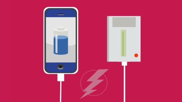 バッテリーの画像